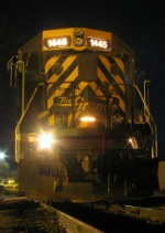 Local Assigned UP Locomotive