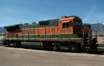 BNSF Local Assigned Locomotive