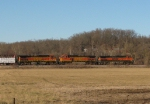 Eastbound BNSF Mixed Freight