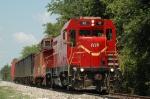 FCEN Ballast Train