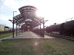 Hattiesburg Station- looking south.