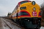 KCS Holiday Train