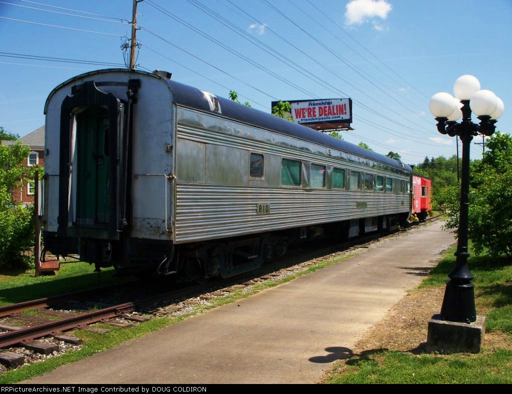 Southern coach No.810