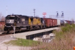 NS 2548 leads a cool lashup