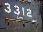 NS 3312 mislabeled