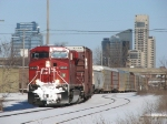 CP 8810 starts east again with X500-03