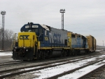 CSX 1534 & 2697 team up to power Y103
