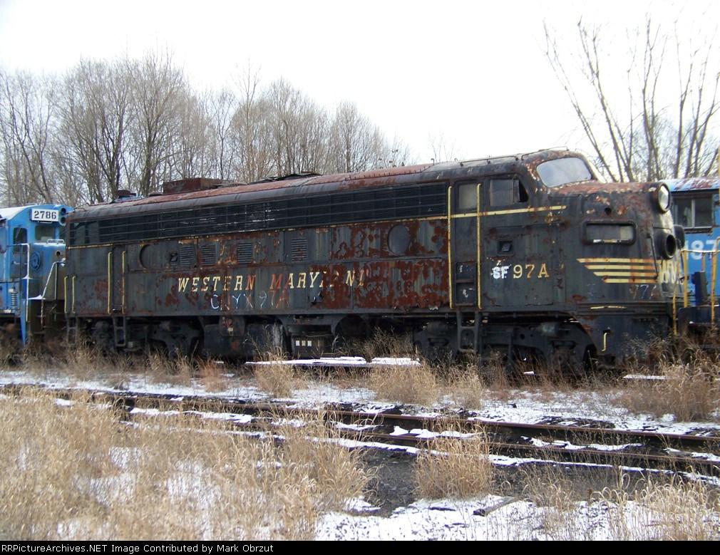 CNYX 97A/Milwaukee Road 97A