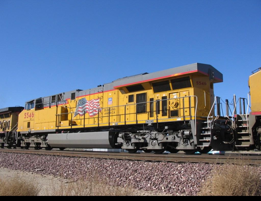 UP 5546