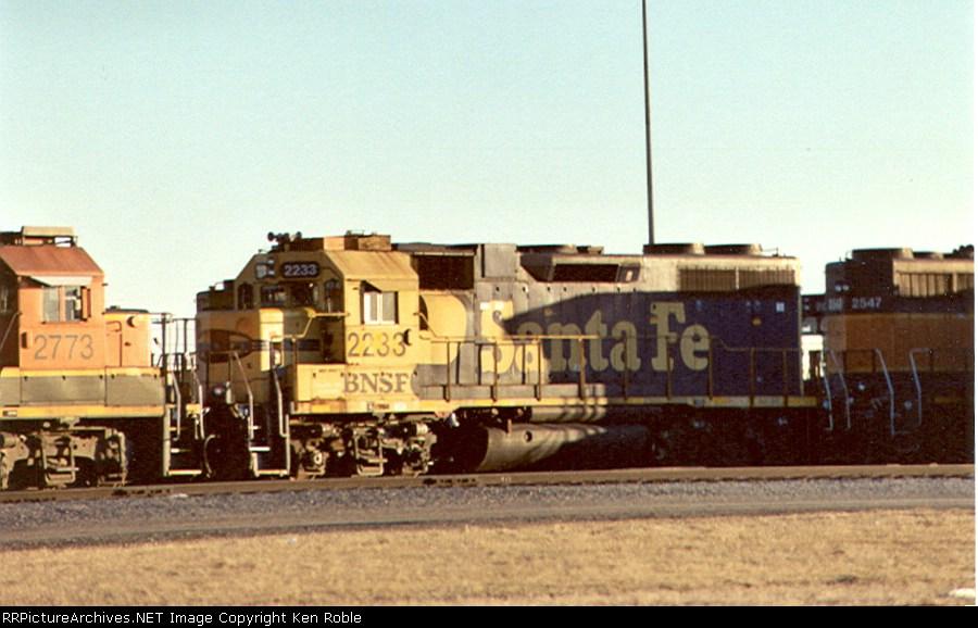 BNSF 2233 (ex-ATSF)