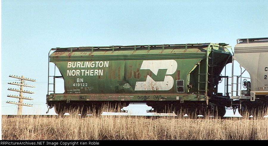 BN 2-bay (ex-CB&Q)