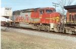 BNSF 147 (ex-ATSF)