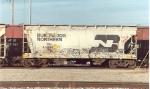BN covered hopper (ex-SLSF)