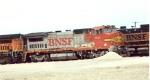 BNSF 560 (ex-ATSF) warbonnet