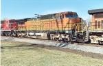 BNSF 827 H2 (ex-ATSF)