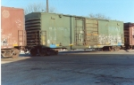 BC Rail boxcar