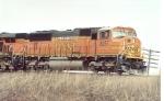 BNSF 8257 (ex-ATSF)