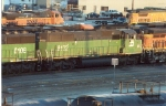 BNSF 8132 (ex-BN)