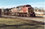 BNSF 665 (ex-ATSF)