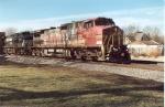 BNSF 665 (ex-ATSF)
