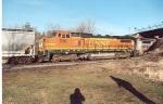 BNSF 536 (ex-ATSF)