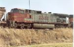 BNSF 701 (ex-ATSF)