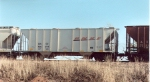 BNSF covered hopper-new image
