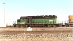 BNSF 8011 (ex-BN)