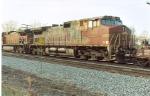 BNSF 614 (ex-ATSF)