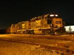 CSX 6458 & 2240 rest in Harrisonville Yard