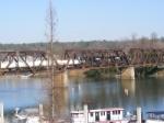 NS 156 crosses the Savannah into South Carolina