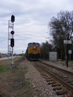 CSX 937 at N.E Martinez Signals