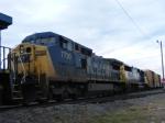 CSX 7730 on A761