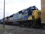 CSX 8537 last unit on A761