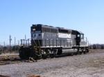 NS 6098 (Yard Transfer Job) departs CSX Augusta Yard back towards home rails