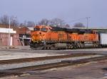 BNSF 6016