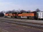 BNSF 9381