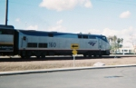 Amtrak 160