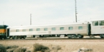 BNSF Business Car