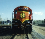 BNSF 2570