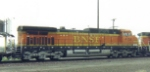BNSF 4152
