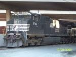 NS C40-9W 9782
