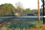 n370-29 is in yard limits headed toward andrews yard siding