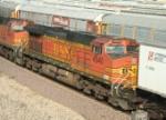 BNSF 4540