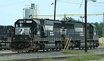 Pair of SD60s