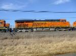 BNSF 7453
