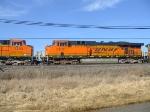 BNSF 6107