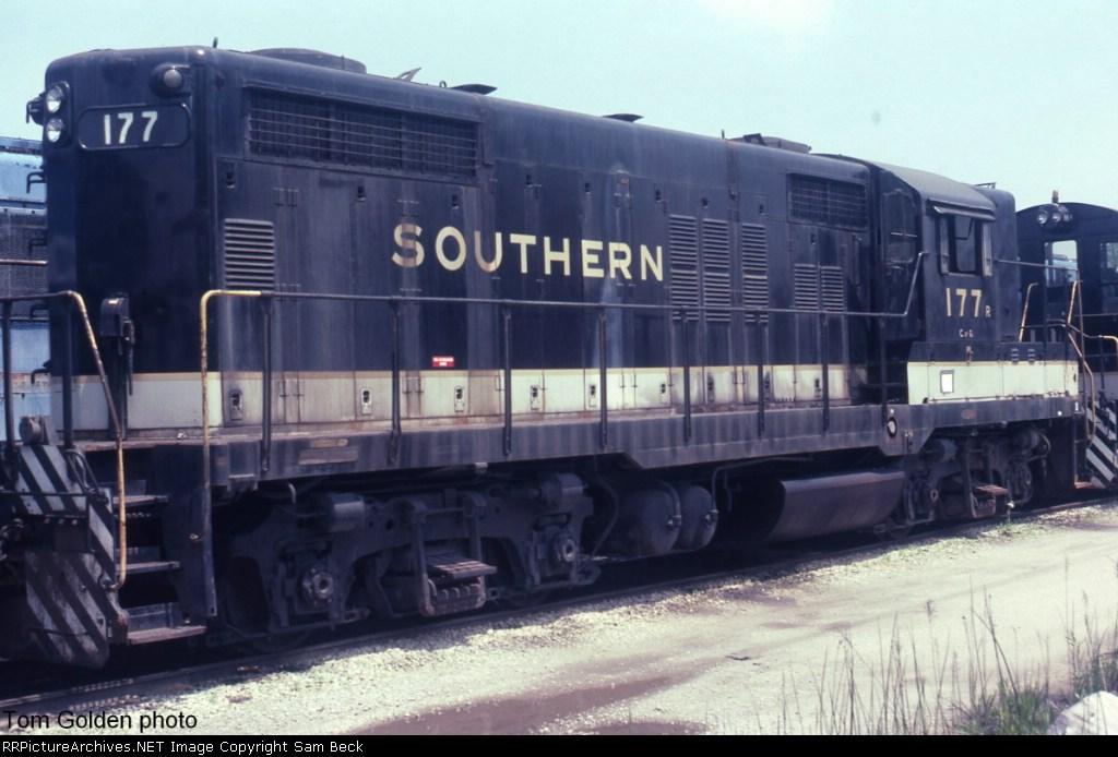 SOU 177--Off to the Scrapper