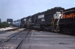New NS SD60s