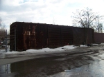 Erie Lackawanna Boxcar